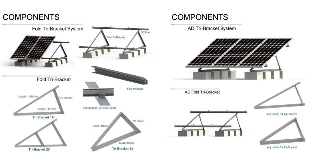 Photovoltaic System,solar Mounting Structure Design