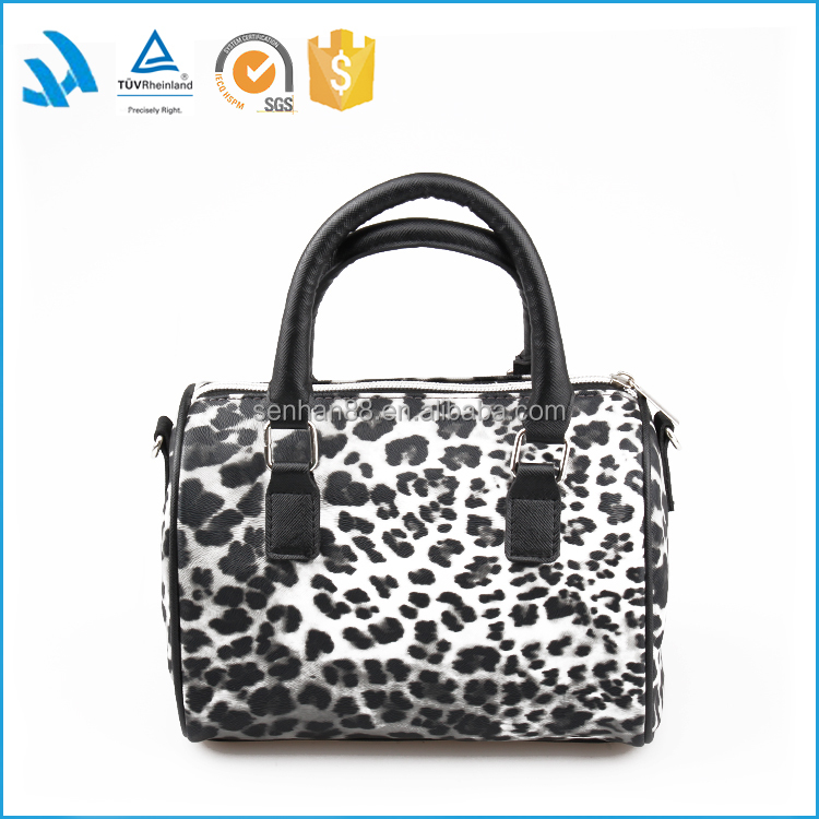 Leopard Print Women Toiletry Bag,Professional Cosmetic