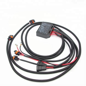 Dao Wholesale H4 Auto Harness Connector H4 Wire Harness