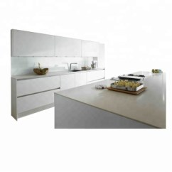 Kitchen Freestanding Pantry Antique White Island Modern Style Wooden Designs Customized Color Cupboards Cabinet