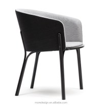Modern Split Chair Plywood Armchair Dining Chair Home ...