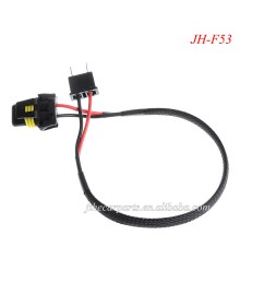 car stereo wiring harness h7 connectors hid relay harness [ 1000 x 1000 Pixel ]
