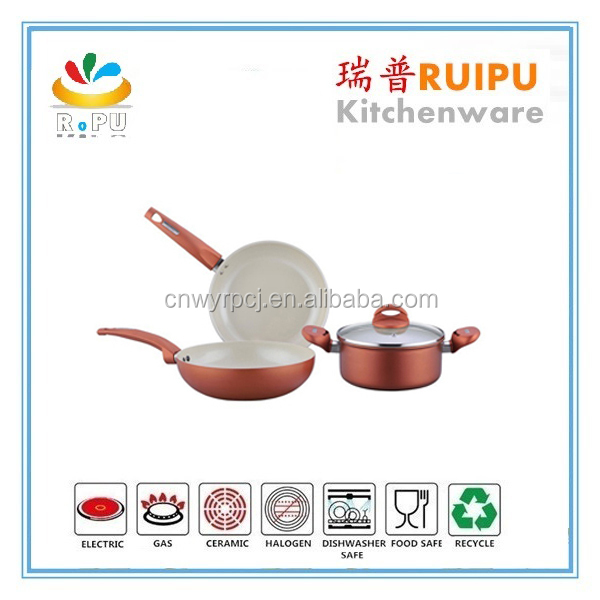 Alta calidad marroqu utensilios de cocinadoble de