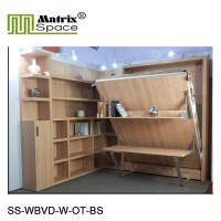 2015 Double Murphy Bed, Pull Down Bed, Vertical Wall Bed ...