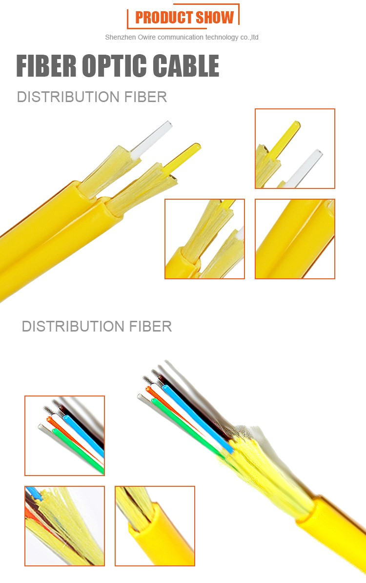 medium resolution of 2 core gyta outdoor fiber optical cable color code
