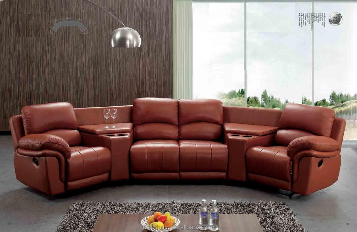 leather round sofas manufacturers elegant sofa set kijiji semi circle magnificent lounge couch