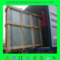 Colored Glass Brick/ Decorative Glass Block For Curtain ...