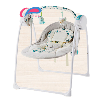rocking chair cradle craigslist dining room table and chairs electric baby usb music swing rocker bouncer