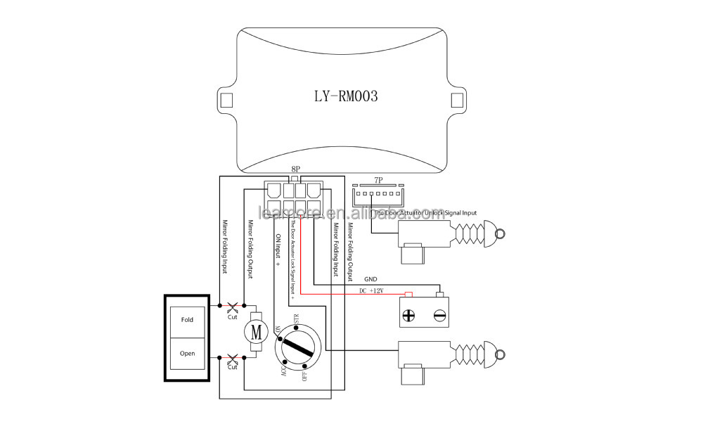Toyota Side Mirror Wiring Diagram Saturn Side Mirror