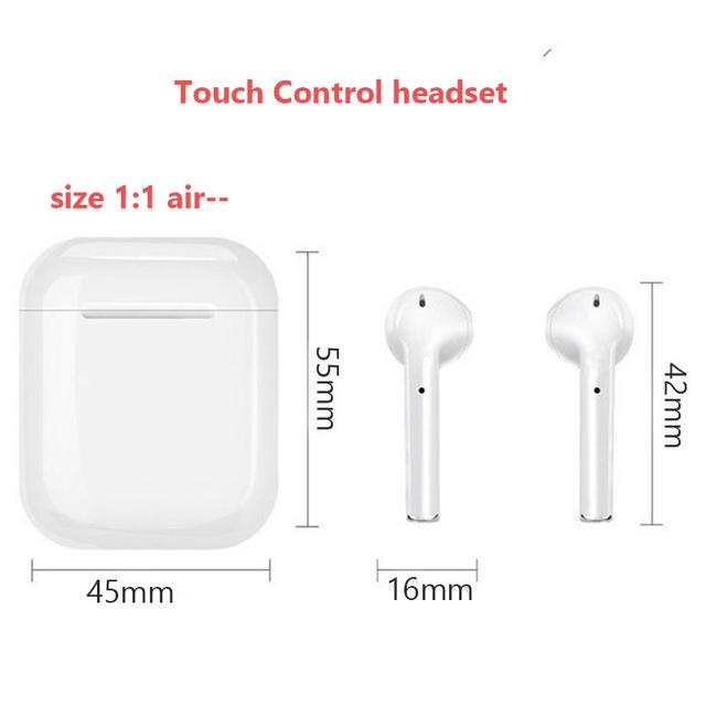 2019 Airplus Wireless Headphone Siri Voice Control Mini
