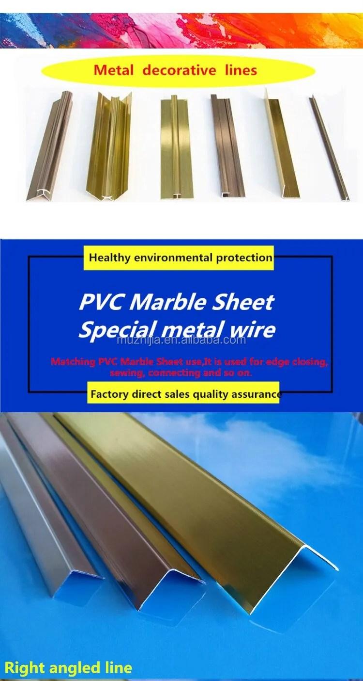 aluminum external corner 90 degree profile for pvc marble sheet accessories tile trims buy tile outside corner trim aluminum tile edging trim price