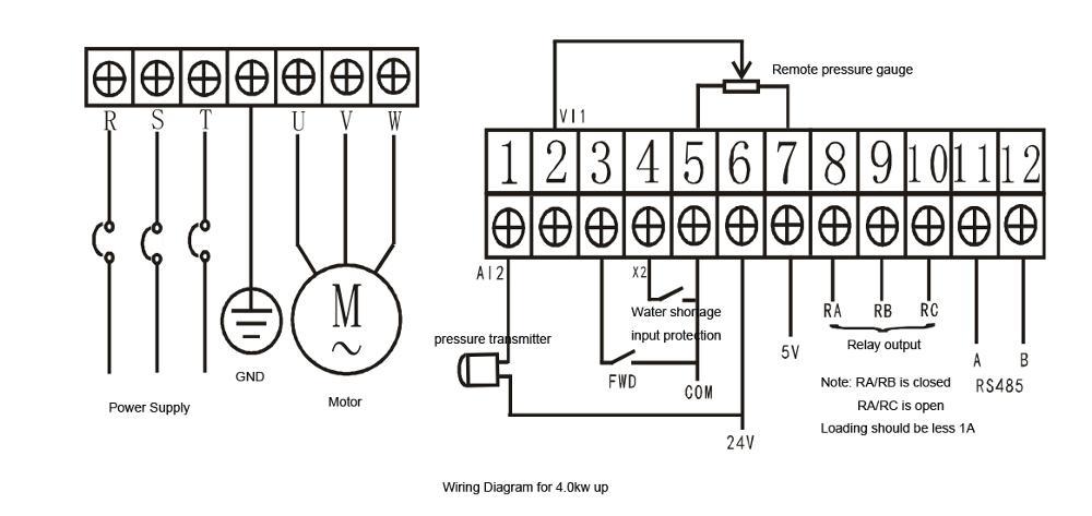 Cheap Price 220v 380v Triple Phase Vfd Frequency Converter