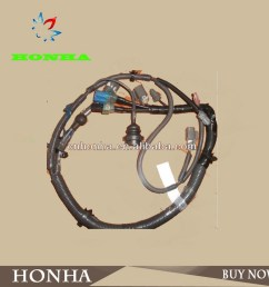 automotive electrical connector rubber grommet auto wire harness manufacturer lamp connector socket power cable wire harness [ 1000 x 1000 Pixel ]