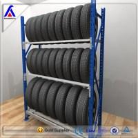 Metal Heavy Duty Car Truck Tyre Storage Rack - Buy Heavy ...