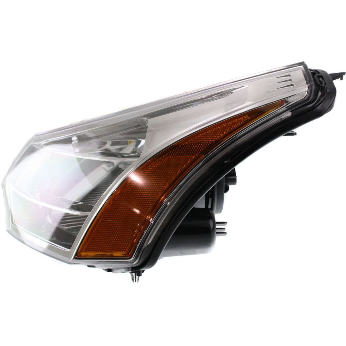 hight resolution of get quotations diften 114 a1813 x01 08 11 ford focus headlight headlamp chrome trim