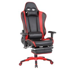 Comfortable Office Chairs For Gaming Design Chair Lounge Modern Swivel Dxracer Racing With Footres