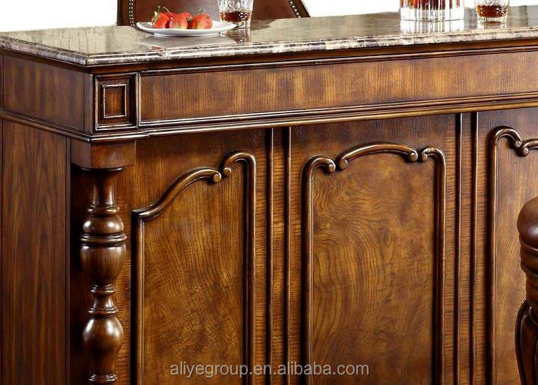 8019a31wholesale Solid Wood Furniture Used Home Bar