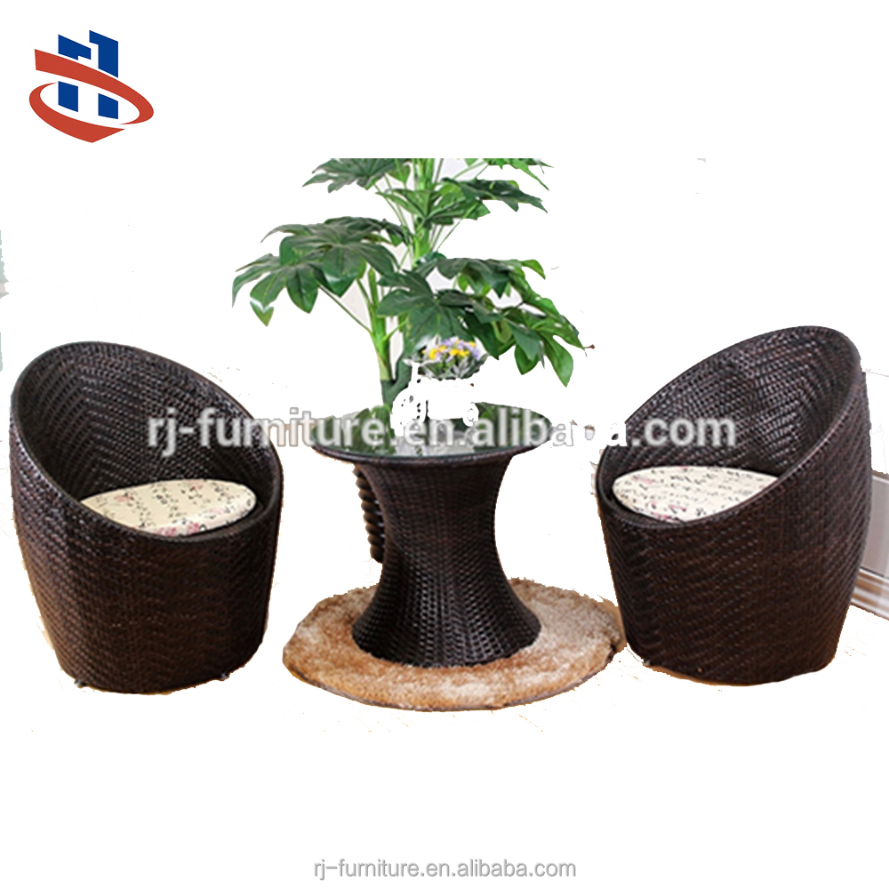 Bird Nest Chair Bird S Nest Shape Garden Chair Round Tea Table Balcony Living Room Imitate Cane Furniture Buy Garden Chair Bird S Nest Shape Garden Chair Round Tea