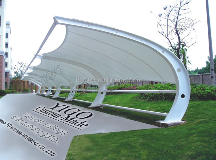 Cantilever Carportsteel Structuresteel Tube Carports
