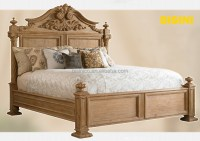 Luxury Spanish Colonial Revival Style Bed/retro Bedroom ...