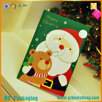 3d Greeting Cards Handmade Design Christmas Cards And