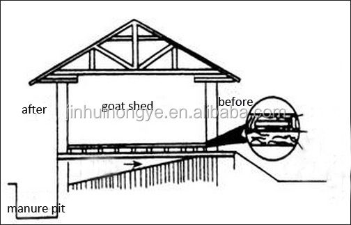 Sheep And Goat Farming/sheep Farm/ Sheep Shed Overall