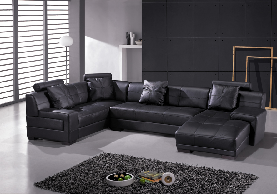 u shaped sofa leather oversized sectional sofas orange and modern cheap in france