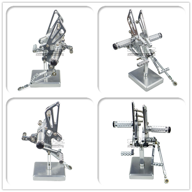Ars-zx250r/08 Highly Recommended Cnc Adjustable Foot Peg