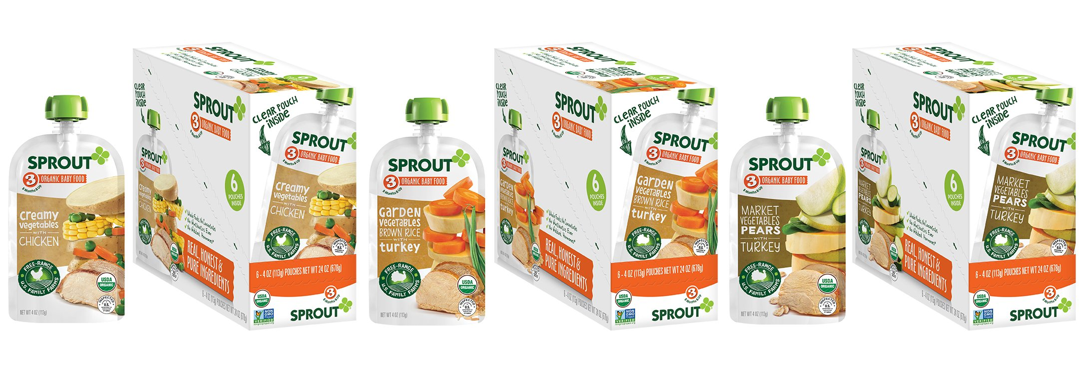 cheap baby food vegetables