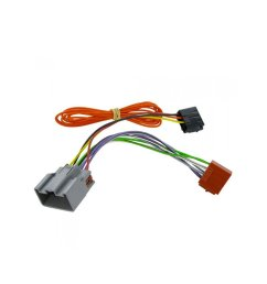 get quotations wiring harness adapter for ford fiesta 2008 2010 iso stereo plug adaptor [ 1000 x 1000 Pixel ]