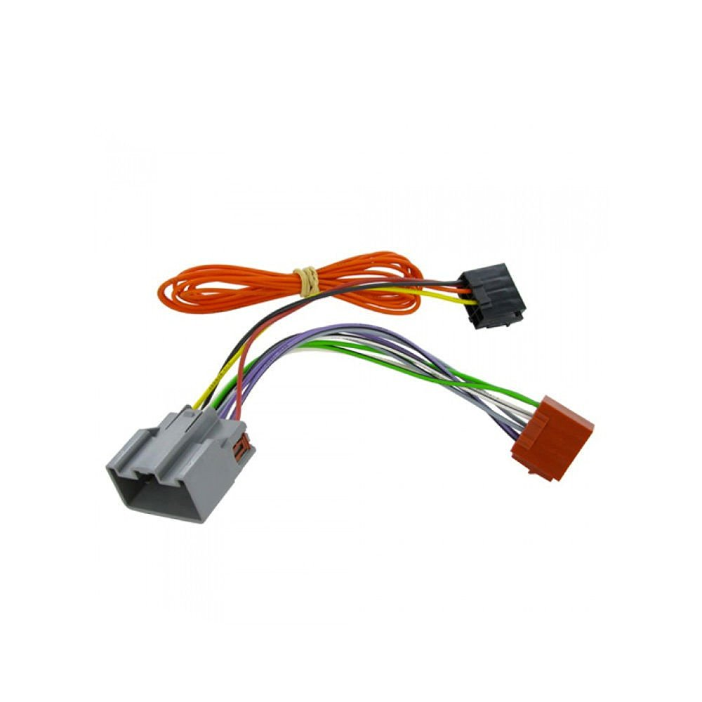 medium resolution of get quotations wiring harness adapter for ford fiesta 2008 2010 iso stereo plug adaptor