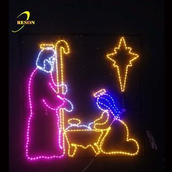 jesus nativity scene christmas