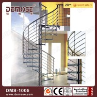 Modern Wrought Iron Spiral Staircase - Buy Spiral ...