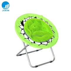 Folding Circle Chairs Sesame Street Chair Dining Room Round Bunjo Bungee Buy Product On Alibaba Com