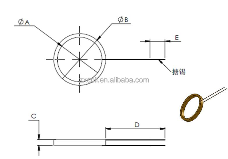 inductor generator motor power coil sensor coil