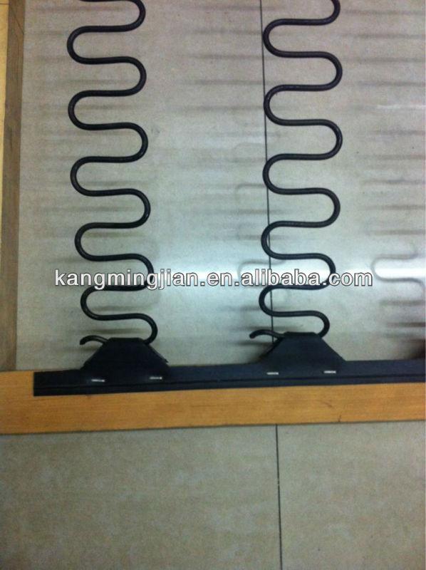 sofa spring clip strip top rated sectional sofas kmj 0506 oke plastic stripfor usage strips for zigzag springs