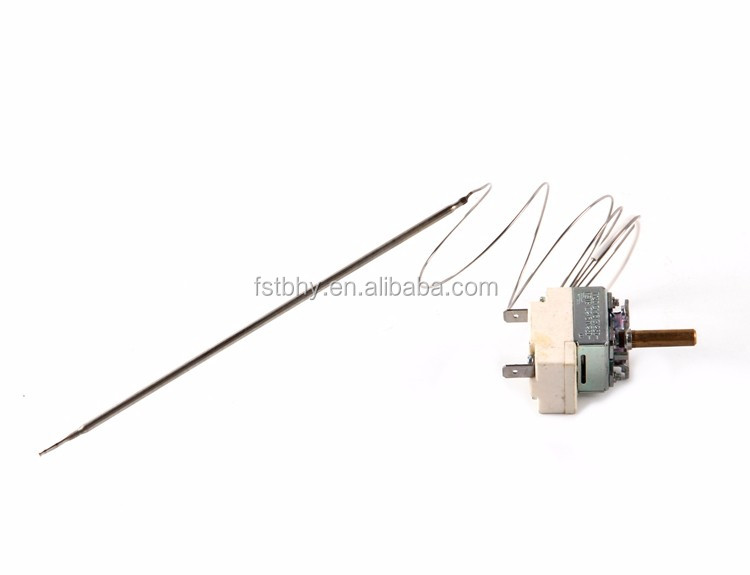 Chinese Factories Oil Heater Capillary Manual Reset
