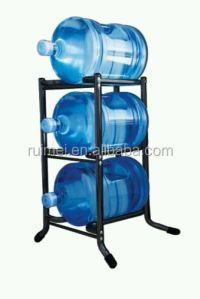 Metal 3 Tier 5 Gallon Water Bottle Holder - Buy 5 Gallon ...
