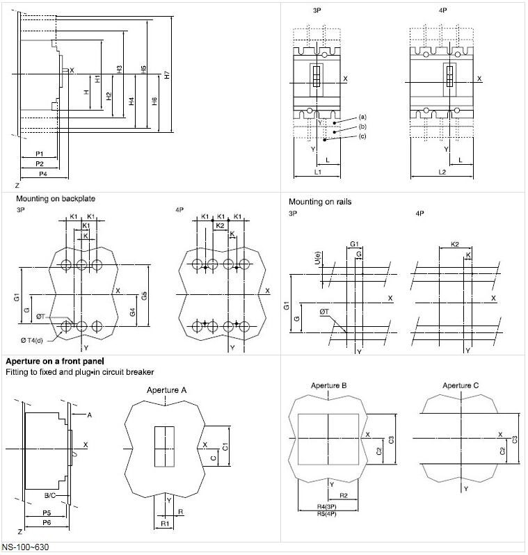 3 Phase 400 Amp Breaker Panel Wiring Diagram