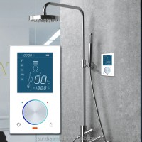 Automatic Shower Room Temperature Control Board