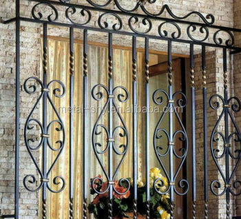Decorative Metal Security Window Grates