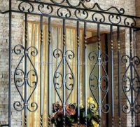 Decorative Metal Security Window Grates