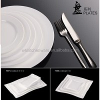 Good Quality Hotel And Buffet Magnesium White Porcelain ...