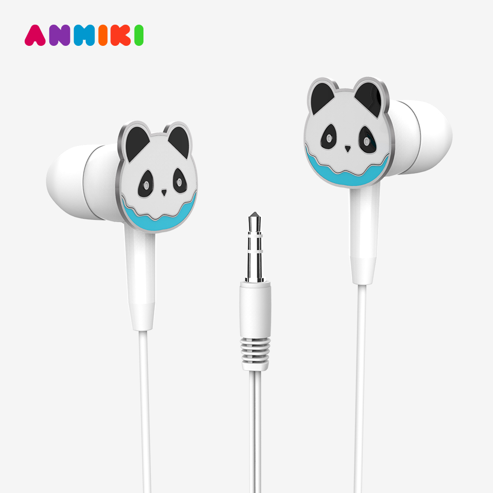hight resolution of custom design 3d cartoon wired 3 5 mm in ear earphone stereo earbuds for apple samsung android tablet mp3
