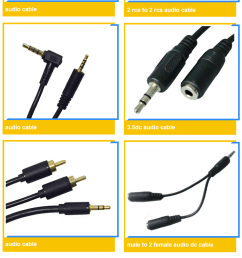 2018 dvd nickel plated female usb vga double ended 3rca to 3rca usb cable to firewire [ 750 x 1535 Pixel ]