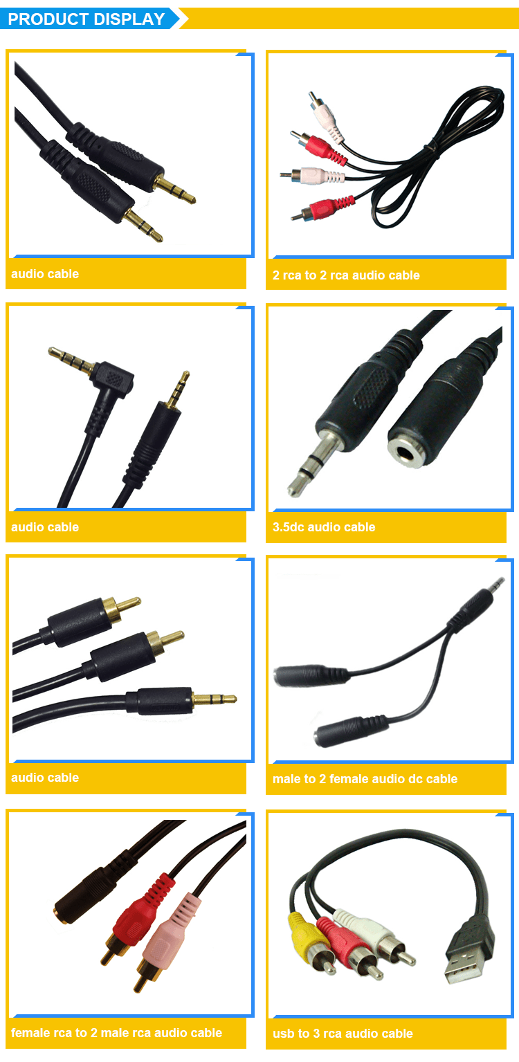 hight resolution of 2018 dvd nickel plated female usb vga double ended 3rca to 3rca usb cable to firewire