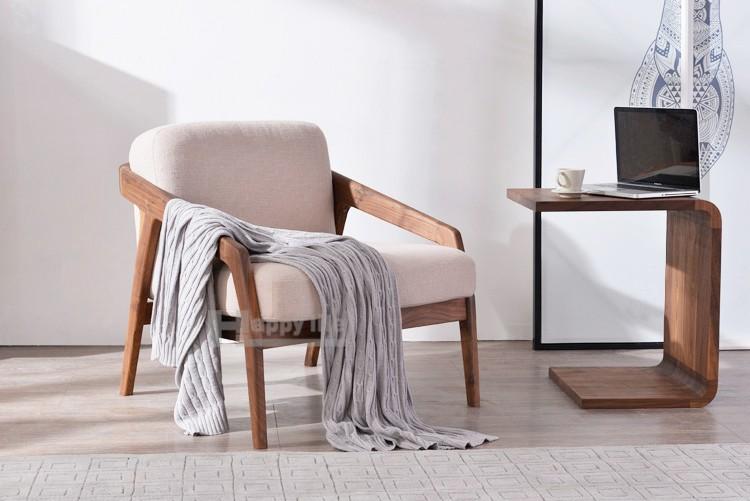 2016 Scandinavian Living Room Furniture Fabric Single