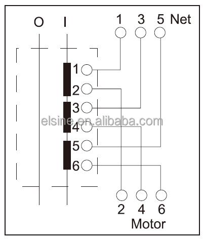 QS5 cam starter QS5-15A, View cam starter switch, Elsine