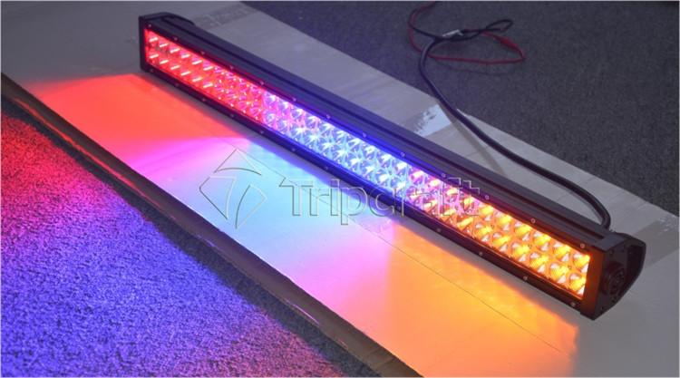 Color Changing Led Light Bar Offroad