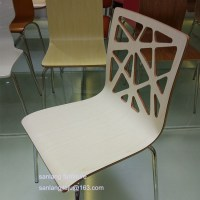 Sanlang Chinese Furniture Bent Plywood Dining Room Chair ...